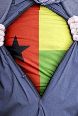Guinea-Bissaun Businessman