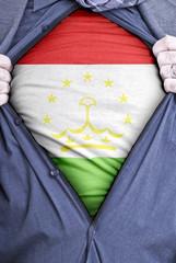 Tajik Businessman