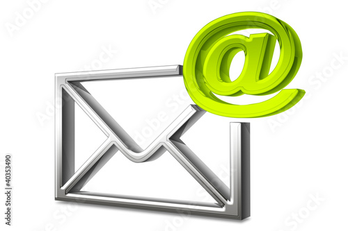 green Email