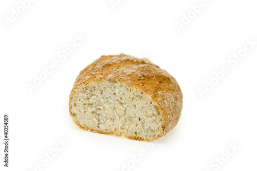 Loaf of bread, close-up