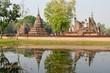 Les reflets de Sukhothaï