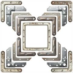 Metal corners