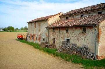 Casale di campagna color image