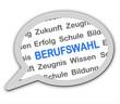 SP-Sticker rel BERUFSWAHL
