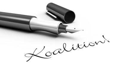 Koalition! - Stift Konzept