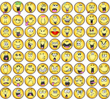 Emoticons emotion Icon Vectors
