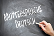 Muttersprache deutsch
