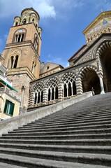amalfi - campanile