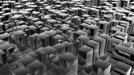 cube track metal