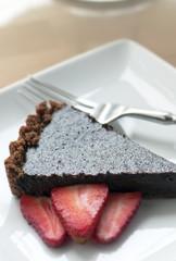 Fresh Chocolate Tart