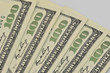 100 Dollar notes