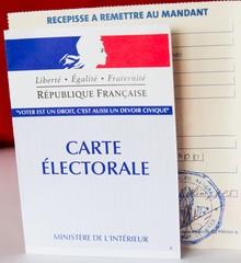 Carte électorale et procuration