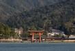 The Floating Torii, Miyajima, Japan