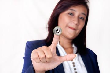 female hand business