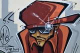 Fototapety STREET ART - GRAFFITI