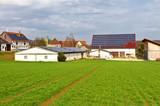 Solar-Bauernhof