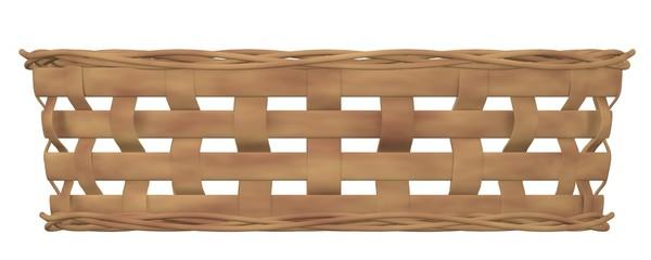 3d render of fruit basket