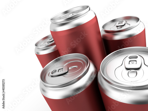 beverage in can