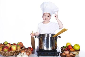Achtung, aufgepasst, Koch erklärt