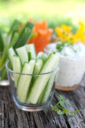 Rohkost, Gemüse