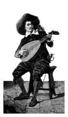 Street Musician - 17th