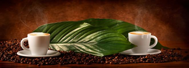 Caffè macchiato - Hot Coffee