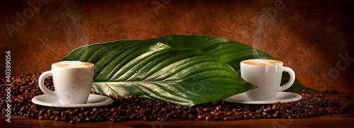 Caffè macchiato - Hot Coffee - 40389056