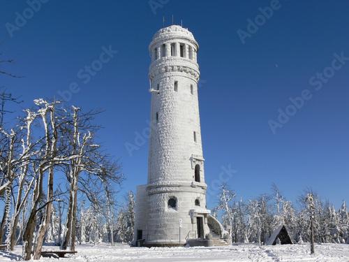 Wieża widokowa na Wielkiej Sowie - 40389627