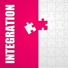 puzzle auf tischdecke integration I
