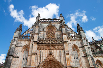 The Monastery of Batalha (Mosteiro da Batalha)