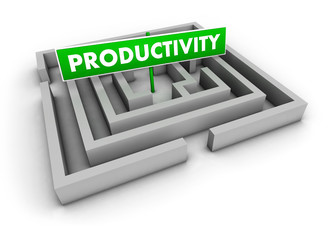 Productivity Labyrinth