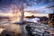Forte houle sur littoral réunionnais - La Réunion