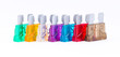 Different colors of  car fuses