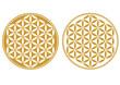 Blume des Lebens -  Schutz Symbol, Heilige Geometrie