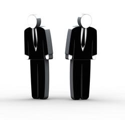 business konflikt