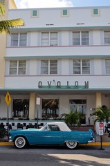 Miami art deco'