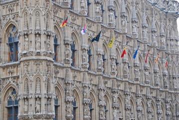Leuven - town hall