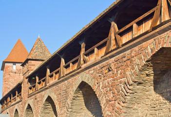 Wormser Stadtmauer
