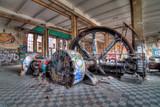 Fototapety Ruine HDR Farbe