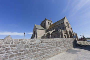 St. Nicolas Church in Barfleur