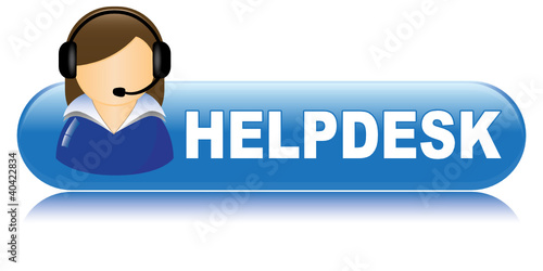 WOMAN HELPDESK ICON