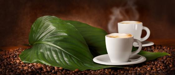 Cappuccino caldo - Hot Coffee