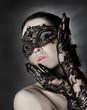 Black Mask Fantasy Erotik