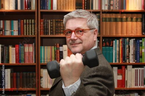 Anwalt zeigt Power - Lawyer shows power