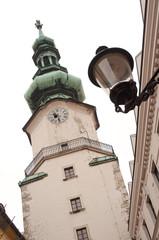 Michal tower in Bratislava
