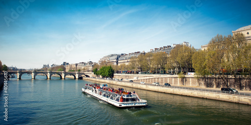 Quais de Seine - Paris - France