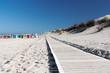 Sandstrand auf Langeoog
