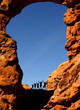 Family Hiking in Arches National Park