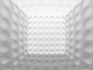 Acoustic room - bubble walls