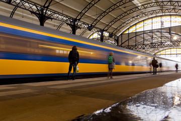 Train station HS (Hollands Spoor), The Hague